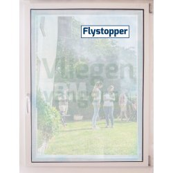 Horrengaas voor raam 130 x150 mm Flystopper HG150